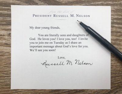 nelson-letter