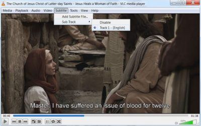 Captions in Video Downloads