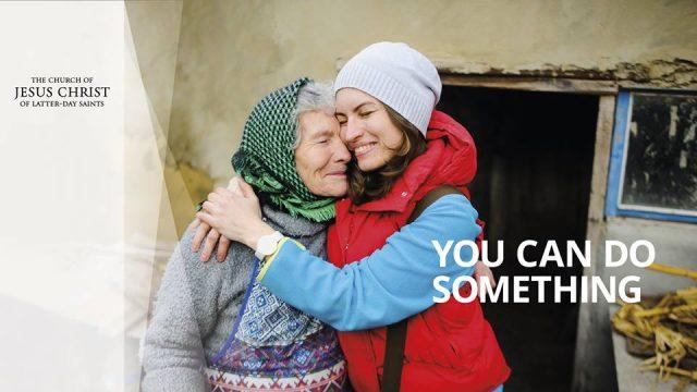 #YouCanDoSomething to Help