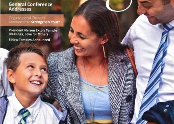General Conference Ensign & Liahona November 2019 Now Online