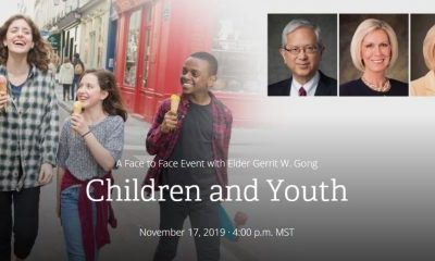 Face to Face Event With Elder Gong Answers Questions About New Children and Youth Program