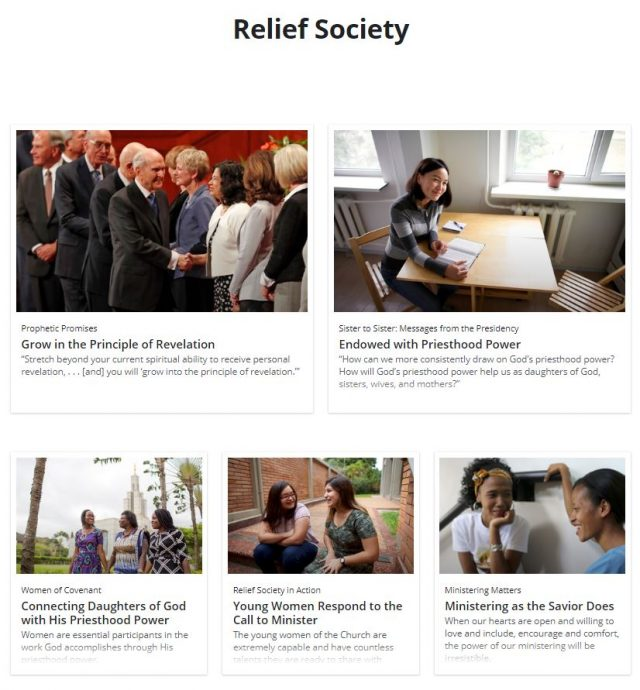 relief-society-website