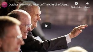 October 2019 Church World Report