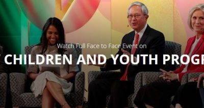 Face to Face With Elder Gong Explains Children and Youth Program