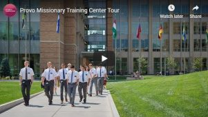 Video: Provo Missionary Training Center Tour