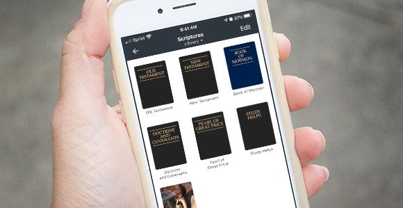 gospel-library-scriptures