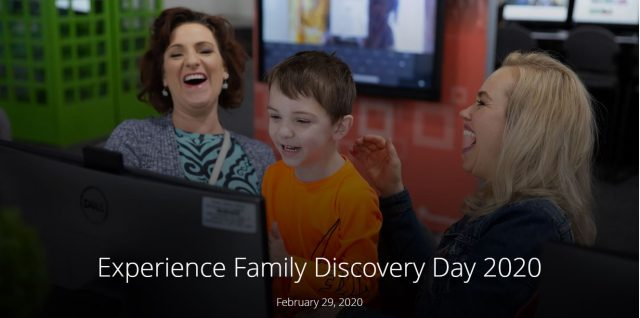 2020 RootsTech Family Discovery Day