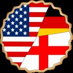 Pedigree Pie Shows International Heritage in a Pie Chart