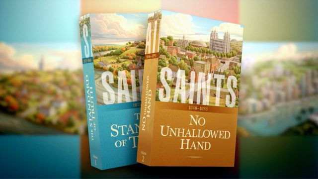 Saints Volume 2 Church History Book Now Available