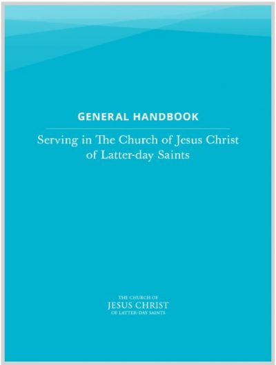 New Church General Handbook Released