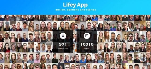 Lifey App, The New Way to Learn, Publishes 10,000th Video