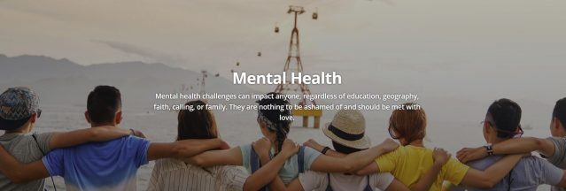 Mental Health Site Updated and Added to Gospel Library