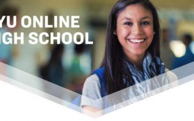 BYU Announces New Online High School Diploma