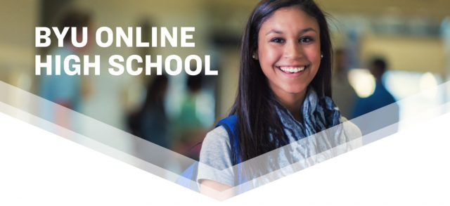 BYU Announces New Online High School Diploma