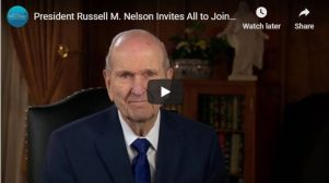 President Nelson Invites All to Fast and Pray for Relief from COVID-19
