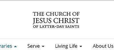 Simplified Navigation Coming to ChurchofJesusChrist.org Menu