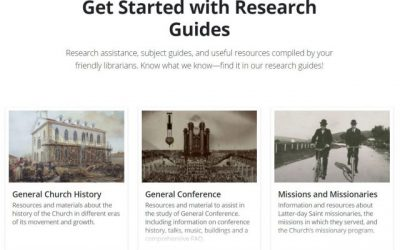Church History Research Guides