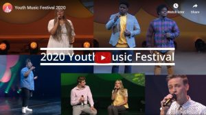 Watch Church's First-Ever Virtual Youth Music Festival
