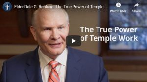 Video: The True Power of Temple Work, Elder Renlund