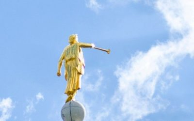 5 Facts About the Angel Moroni Statue on Temples
