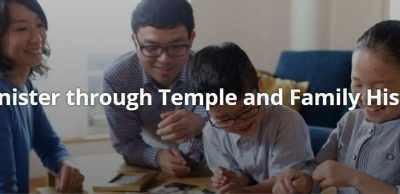 Minister through Temple and Family History