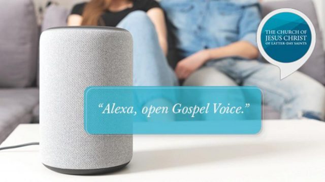 Gospel Voice: Listen to General Conference on Smart Speakers (Amazon Alexa or Google Assistant)