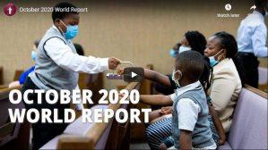 October 2020 Church World Report