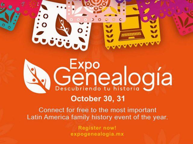 Spanish Speakers Invited to ExpoGenealogía Family History Event
