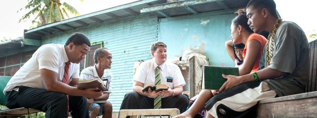 Top 5 Questions about Latter-day Saint Missionaries