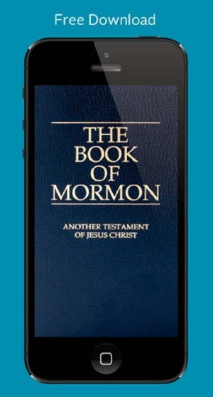 Book of Mormon Mobile App