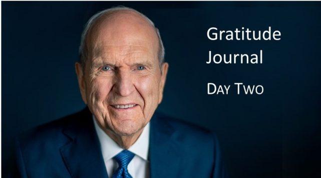 Gratitude Journal #2