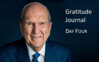 Gratitude Journal #4