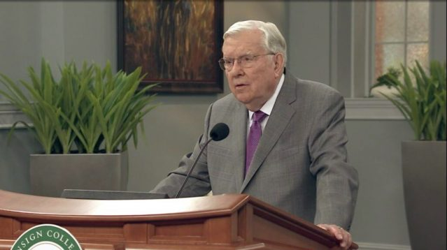 "President Ballard: The Church Needs ""Modern Stripling Warriors"""