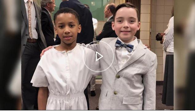 Video: Children Sharing the Gospel