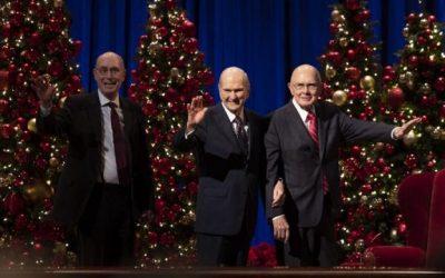 First Presidency Christmas Devotional, December 6, 2020