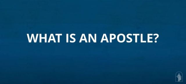 Video: What Latter-day Saints Believe About Apostles as Special Witnesses of Jesus Christ