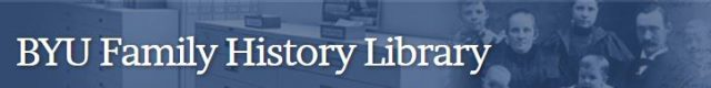 BYU Family History Library Offers Virtual Classes & Remote Family History Help