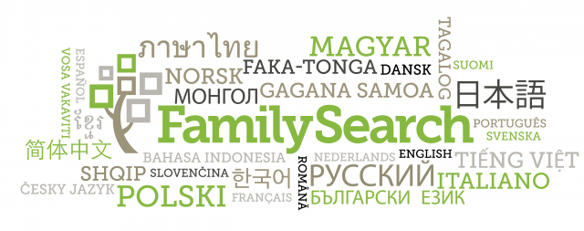 FamilySearch Now Available in 30 Languages