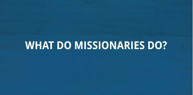 Video: Who are Latter-day Saint Missionaries of Jesus Christ?