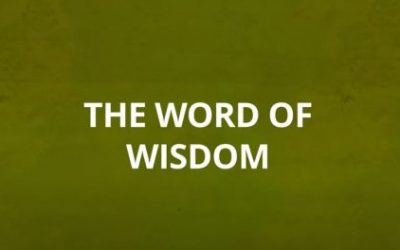 Video: What Latter-day Saints Believe About the Word of Wisdom