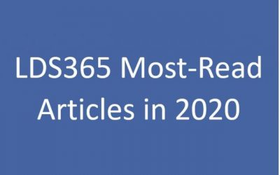 Most-Read Articles on LDS365 During 2020