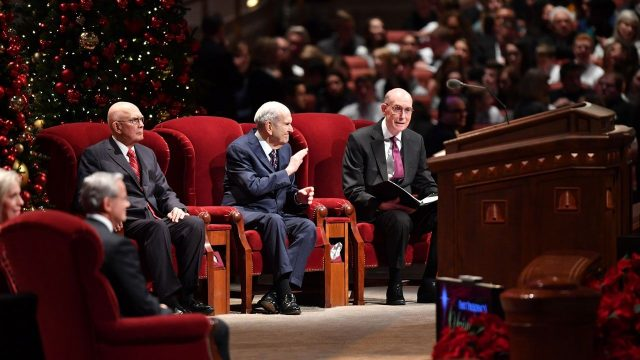 History of First Presidency Christmas Devotionals