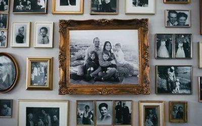 "New Children's Song ""When We Do Family History"""