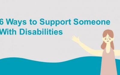6 Ways to Support Someone With Disabilities
