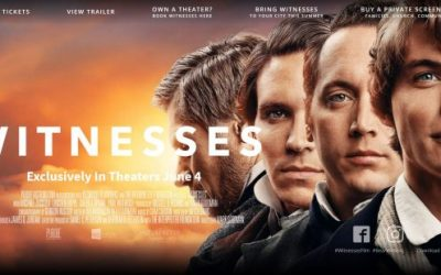 WITNESSES: New Movie About The Three Witnesses to The Book of Mormon