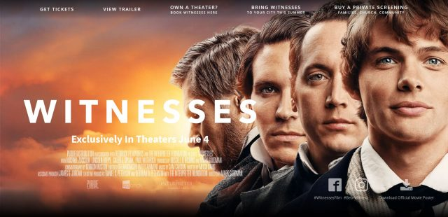 WITNESSES: Powerful New Movie About The Three Witnesses to The Book of Mormon