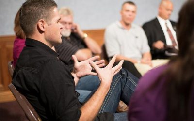 Church's Addiction Recovery Program Provides Spouse and Family Support