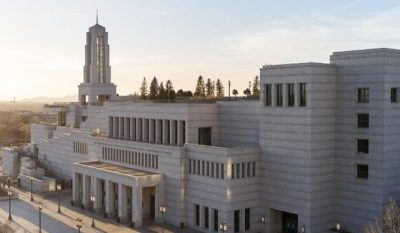 First Presidency Continues Saturday Evening Session of General Conference