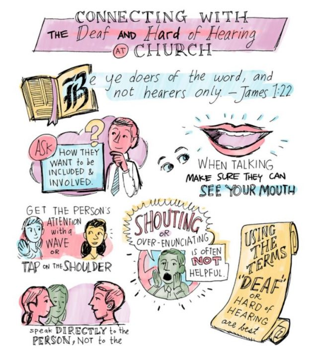 deaf infographic