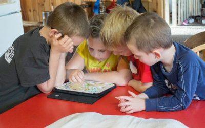 New Children's Collection in Gospel Library App